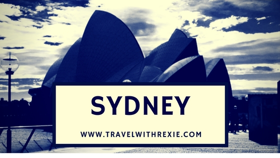 The avid traveller – Travel with Rexxie